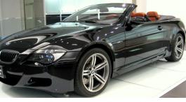 BMW CONVERTIBLE 630i